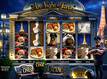 A Night In Paris 2