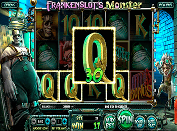 Frankenslot's Monster 3