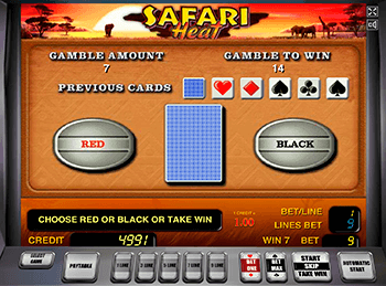 Safari Heat 3