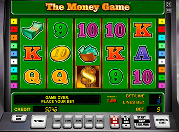 The Money Game 2